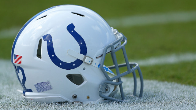 Image Gallery indianapolis colts helmets