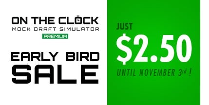 On The Clock Premium only $2.50 through November 3rd, 2014