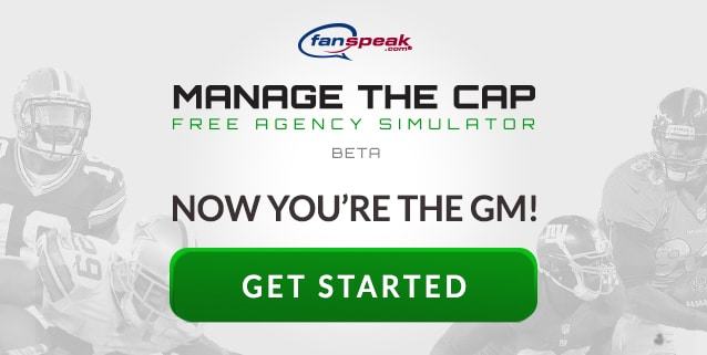 Now you're the GM with Manage The Cap!