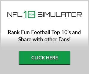 NFL Top 10 Simulator