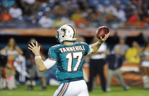 Tannehill now has the tools to take his game to the next level.