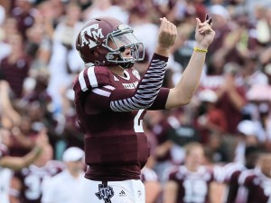 It's hard to put your faith in an undersized quarterback who plays like he is ten feet tall.