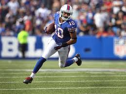 Most people are going to be enamored with Sammy Watkins, but do not be surprise when Woods becomes the best Bills' receiver to own.