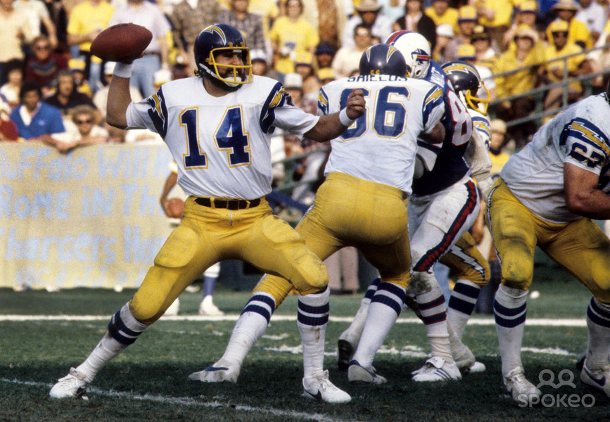Philip Rivers And Dan Fouts Very Similar Page 2 The