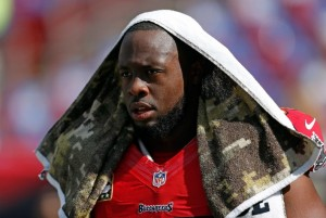 Overpaid NFL Player Gerald McCoy (alt tag)