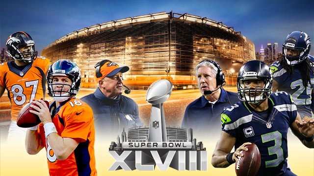 seahawks vs broncos super bowl score super bowl 50 betting odds
