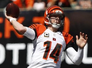 Bengals & Dalton are No.1