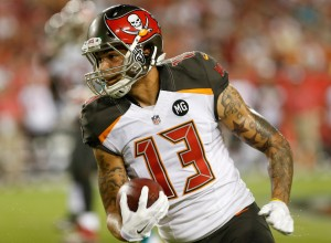 Rookie WR Mike Evans