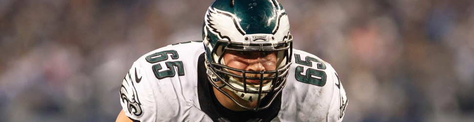 Lane Johnson header