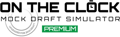 On the Clock - Mock Draft Simulator