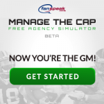 Introducing New Tool, Manage the Cap -- Free Agency Simulator!