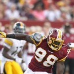 Top 10 Redskins I Don't Want to See Back in 2015