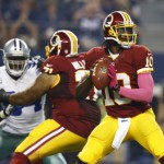 Three Things I Hope to See From Redskins Next Two Games